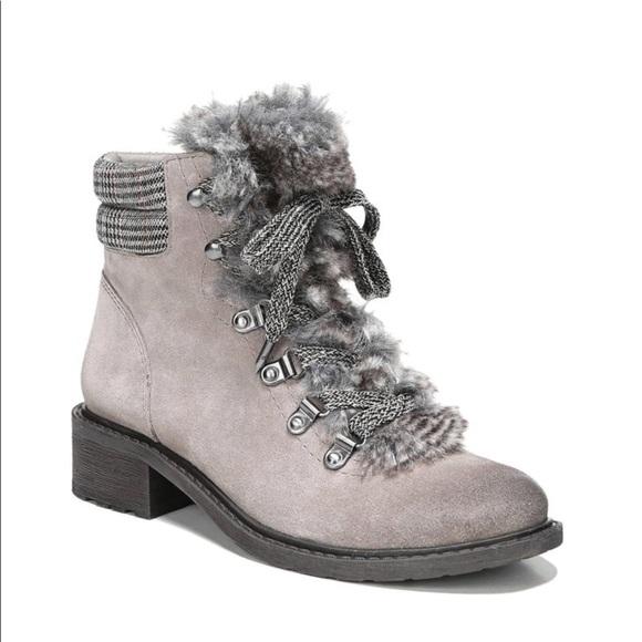 52c15e65a Sam Edelman Darrah 2 Faux Fur Trim Boot. M 5b98659bf63eea3416d3aea9